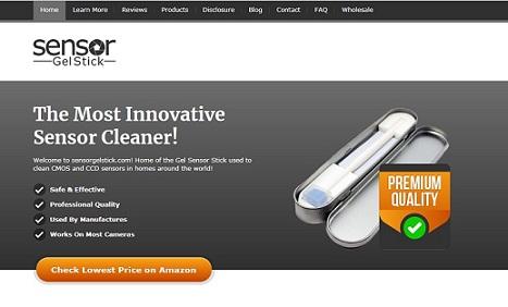 sensor gel stick - Media Group